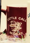 Cattle Call Engraved Mug Cattle Call Items