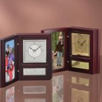 Photo Frame & Clock Executive Gift Awards